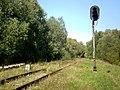Няцотныя выхадныя святляфоры Н22 і Н21, раз'езд Пугачова - panoramio.jpg