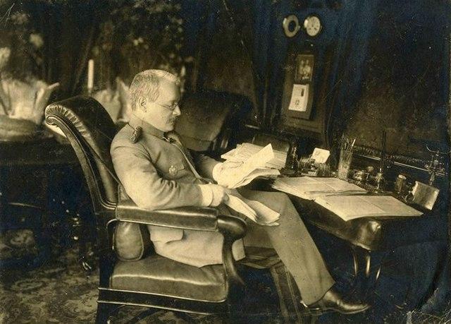 Приамурский генерал-губернатор Н. Л. Гондатти