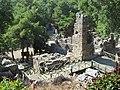 Остатки римской сцены одеона. Фаселис. Кемер. Турция. Июнь 2012 - panoramio.jpg
