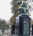 Пам'ятник на могилі сімей Трушковських і Закрейсів.Зима.JPG