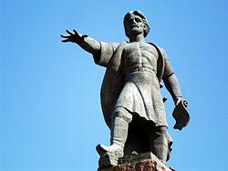 Статуя Андрея Дубенского