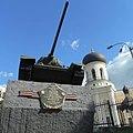 Памятный знак «Танк Т-34», Наро-Фоминск.jpg