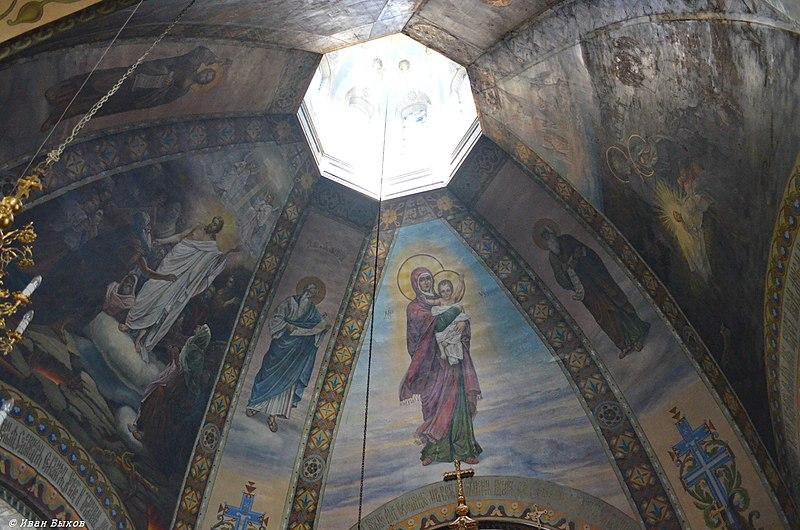 Свято-Миколаївський собор (Радомишль, Житомирська область). Автор фото — Іван Биков, ліцензія CC-BY-SA-4.0