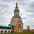 Свечная башня Борисоглебского монастыря, Торжок - panoramio.jpg