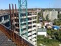 Строительство жилого дома. Сентябрь 2012 г. - panoramio (3).jpg