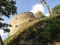 Теребовлянський замок на Замковій горі. Тернопільська область.jpg