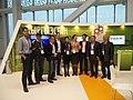 Форум Открытые инновации, Москва, Фонд Сколково, 26-29. октября ,2016 год. Представители Кыргызстана.jpg
