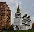 Церковь успения Пресвятой Богородицы на Ильинской горе (1672) - panoramio.jpg