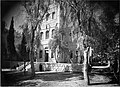 """ירושלים - ביה""""ס """"בצלאל"""" החדש - חזית הבנין.-JNF044697.jpeg"""