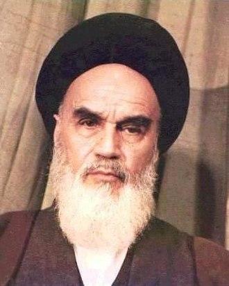 Iranian Revolution - Khomeini