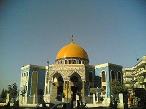Zagazig - Image: محافظة الشرقية الزقازيق مسجد القدس عند أول طريق المنصورة
