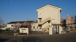 Hachioji City Yarimizu elementary school -Tx-re.JPG