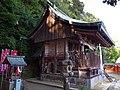 加賀田神社の本殿 河内長野市加賀田 2013.2.10 - panoramio.jpg