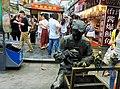廈門步行街小吃攤 snack stalls at Xiamen pedestrian street - panoramio.jpg