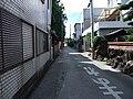 後免町商店街から西へ続く旧道 - panoramio.jpg
