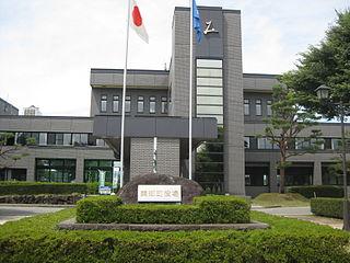 Misato, Akita Town in Tōhoku, Japan