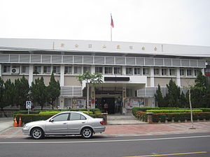 Dongshan District, Tainan - Dongshan District office