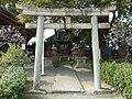 道明寺天満宮境内社 白大夫社 2012.3.16 - panoramio.jpg