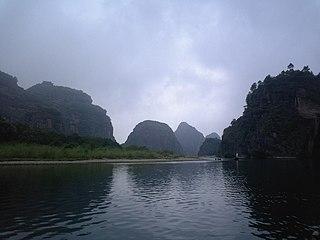 Mount Longhu mountain
