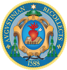 01.COAT OF ARMS. AUGUSTINIAN RECOLLECTS.ENG.2085.png
