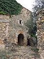 015 Casalot abandonat vora l'església de Marmellar.JPG