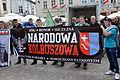 02014. Erster Mai 2014 in Rzeszów, Nationale Bewegung.jpg