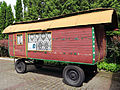 020613 Gypsy wagon in the Museum in Pilaszków - 01.jpg