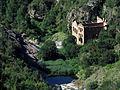 025 El Tenes, gorg d'en Manelet i central del Fai, a la vall de Sant Miquel.JPG