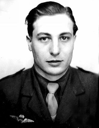 Aeronautical Medal - Free French Officer and OSS Agent René Joyeuse, a recipient of the Aeronautical Medal