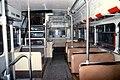 064R04221279 Garage Spetterbrücke, Bus Typ DDU 8253, innen, Blick nach hinten, links Aufgang zum Oberdeck.jpg