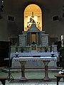 068 Santa Maria de Camprodon, capella dels Dolors, altar i Pietat.JPG