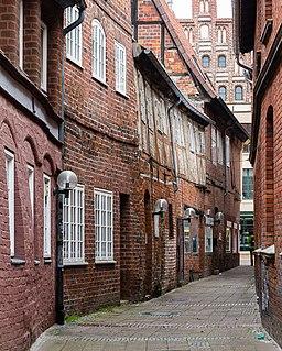 Zollstraße in Lüneburg