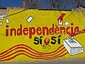 094 Mural independentista al c. Anníbal (Granollers).jpg