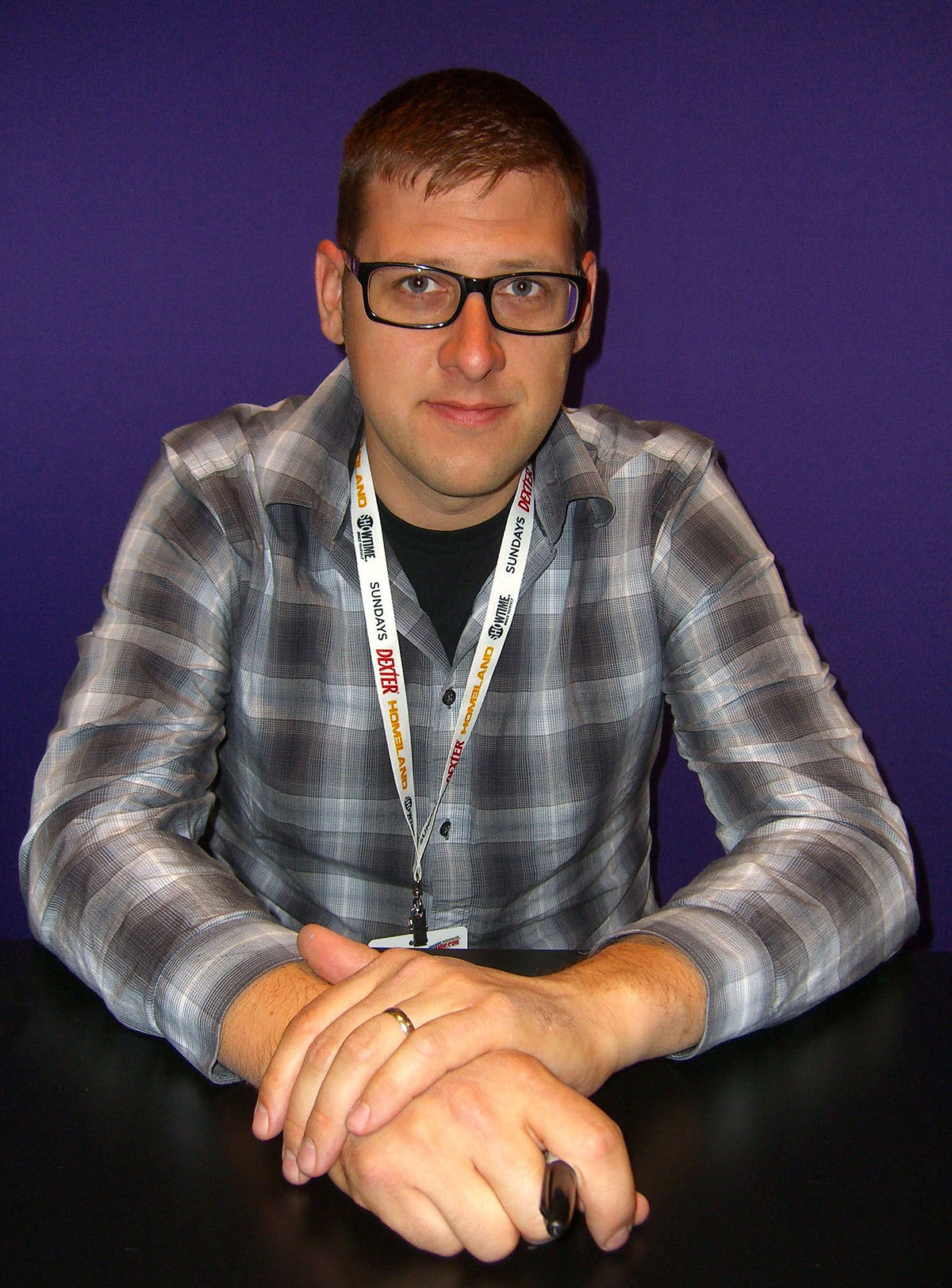 Jeff Lemire - Wikipedia