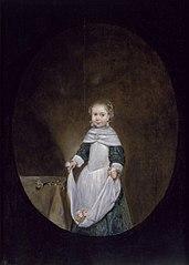 Portrait of Naleke Craeyvanger (1655-1676)