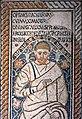 107 Museu d'Història de Catalunya, mosaic romà.JPG