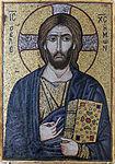 1135 Mosaikikone mit Christus dem Barmherzigen Bodemuseum anagoria.JPG