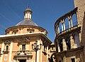 114 Basílica dels Desemparats i Obra Nova de la Catedral.JPG