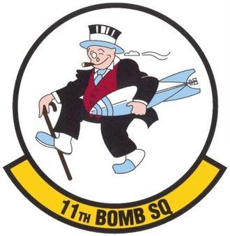 11th Bomb Squadron - Image: 11th Bomb Squadron