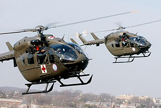 Eurocopter UH-72 Lakota - UH-72A Lakota MEDEVAC variant
