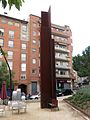 133 Monument a Lluís Companys, de Carles Valverde (Terrassa).jpg