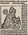 1517, Cornelius Aurelius, Cronycke van Hollandt, Zeelandts and Vrieslant, Zeebisschop 275v.jpg