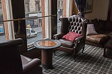 Alexander Thomson Hotel Glasgow Room Service