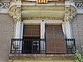 161 Edifici al c. Sant Jordi, 9 (Barcelona), balcó.jpg