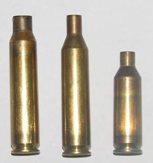 .17 Remington - Image: 17 Remington Fireball Case