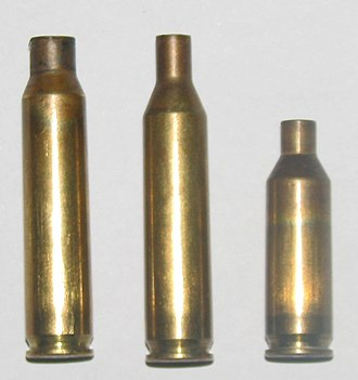.17 Remington Fireball - Image: 17 Remington Fireball Case
