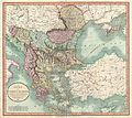 1801 Cary Map of Turkey in Europe, Greece, and the Balkan - Geographicus - TurkeyEurope-cary-1801.jpg
