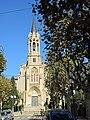 180 Pg. Mossèn Jaume Gordi i Església Major (Sta Coloma de Gramenet).JPG
