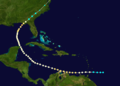 1877 Atlantic hurricane 4 track.png