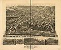 1891 bird's-eye view of the city of Asheville, North Carolina. LOC 75694894.jpg